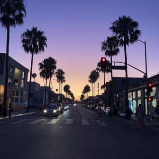 夏休み終盤はロサンゼルス旅行へ!①
