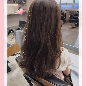 Vol.16♡ ブリーチなしでも透明感ある茶髪◎Chocolat Colour♥︎