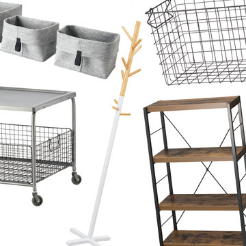 収納ボックスや棚ならニトリとイケア♡ おしゃれで使えるのはコレ!