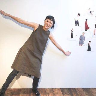 板谷由夏さんのブランド「SINME」が素敵