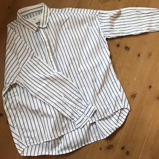私にも着られる白シャツがあった!!_1_4-1