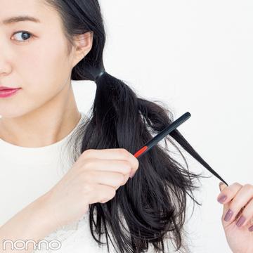 「逆毛をたてる」ってどうやるの? 【ヘアアレンジの小悩み解決】