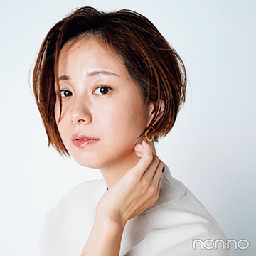 【ノンノ50thアニバーサリー】田中美保さんからのお祝いメッセージをお届け! 貴重な表紙も公開!