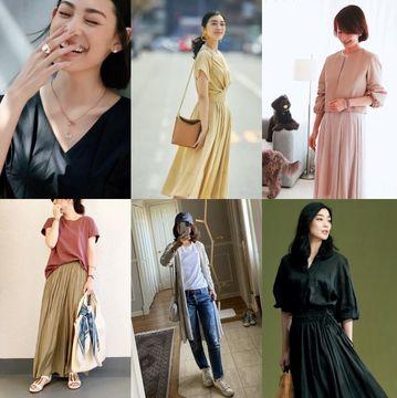 初夏らしい涼やかなワンピースが人気!【ファッション人気ランキングTOP10】