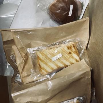 [富岡佳子private life] 朝食