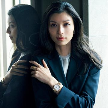 手もとに品格を宿す、スーツに似合うビジネス時計