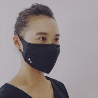 アンダーアーマーのマスクが届きました!