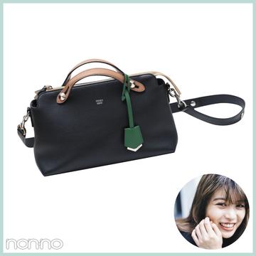 馬場ふみかの私物が見たい♡ フェンディのバッグの中身を大公開!
