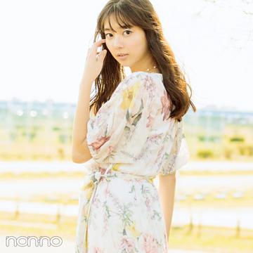 新川優愛の揺れるワンピースが天使すぎ♡ 春の新作ワンピもチェック!