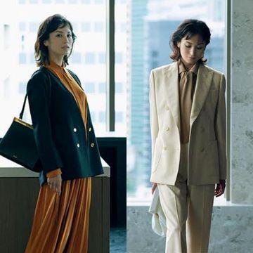 【50代、働く女性へ】体がきれいに見える「お仕事ジャケット」