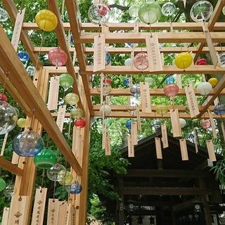 小江戸プチ旅!五感で感じる夏の涼