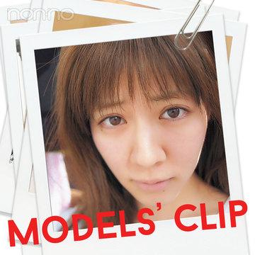 岡本杏理はオーダーメイドのガウンを購入♡ 【Models' Clip】