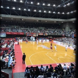 プロバスケ観戦⭐️川崎 対 横浜