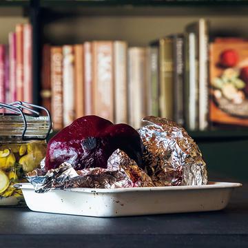 <冬のおもてなしレシピ>ローストビーツ&スパイスナッツ