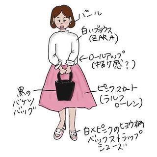 顔合わせ当日は、恋愛運アップコーデで【アラフォーケビ子の婚活記 #25】