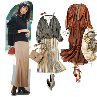 好印象をあたえる「きれいめコーデ」の作り方まとめ【40代秋冬ファッション】