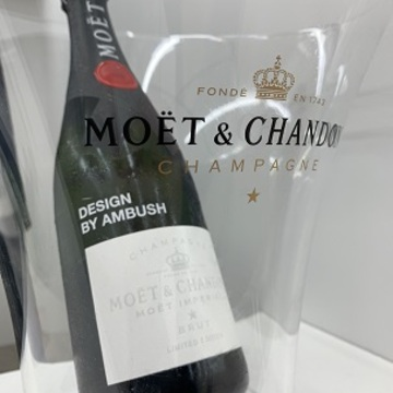 MOËT & CHANDON x AMBUSH Concept Shop