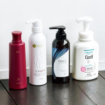 フケやかゆみを防ぐのに効果的な「乾燥対策&抗炎症のシャンプー」4選【大人の「頭皮ケア」集中講座】