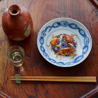 ひらがなと硬筆と日本酒。