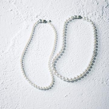 """【富岡佳子 ファッションは私の生き方です。】パールのネックレスから学んだおしゃれの""""微差"""""""