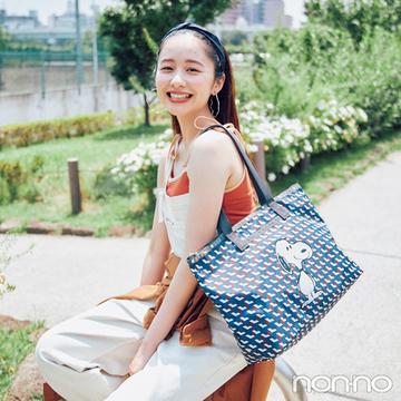 大学生の日常にぴったり♡レスポートサックのバッグ