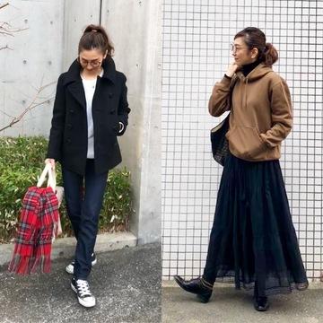 GU★おうちコーデ3つ