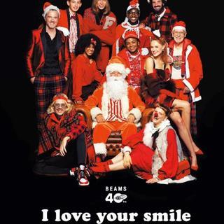 ビームスサンタへ手紙を書いて、クリスマスプレゼントをもらおう!