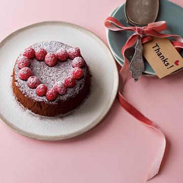 焼かない簡単チョコレートケーキ♡ レシピ&ラッピングていねい解説!【2019バレンタイン】
