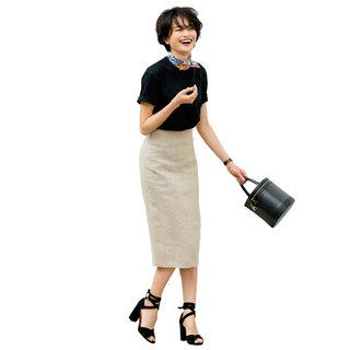 おしゃれプロもみんなスカートに夢中です!