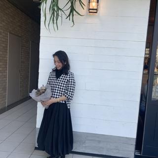 SHE Tokyoのバルーンスカートで美女達と代官山モーニング