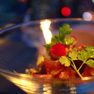 天空で、そして船上で!美食の地バンコクでのトキメキ・ディナー♡