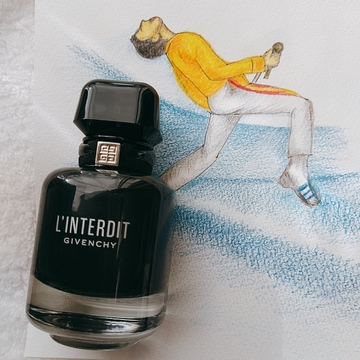 フレディ・マーキュリーも愛した香水、ランテルディ オーデパルファム インテンス