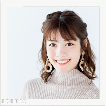 動画でよーくわかる! おしゃれショップ店員さんの冬映えヘアアレンジ★