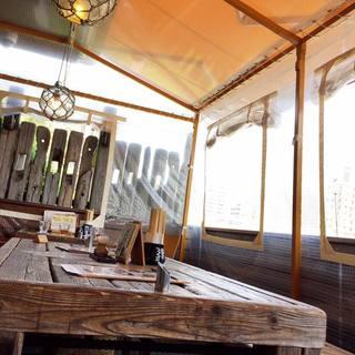 江の島「小屋」のまかない丼