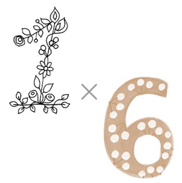 1×6 (家族を大事にする年)