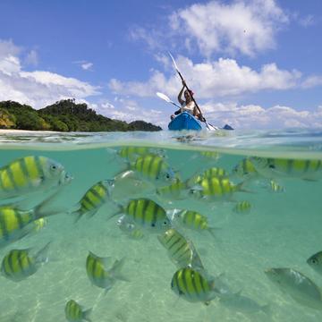 タイビーチのビーチを楽しむ、離島のホテル5選(リペ/クラダン/サメット/パンガン/チャン)