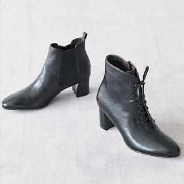 はき心地がいい「感動ブーツ」10アイテム