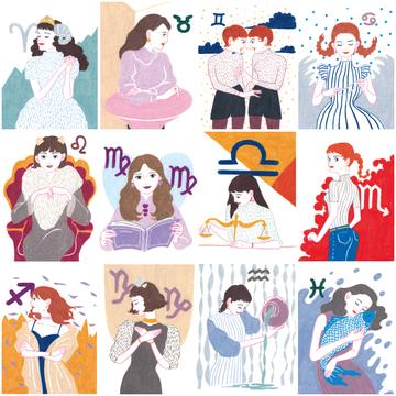 【Love Me Doさんの恋占い2019-2020冬】12星座別まとめ♡ 冬の恋はここから!