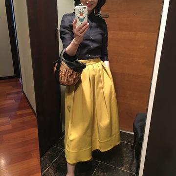 she_tokyoのスカート