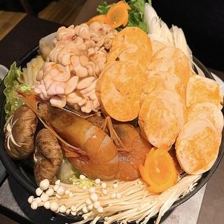 プリン体の饗宴!濃厚すぎる【痛風鍋】を渋谷で堪能