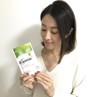 手軽に始められる髪活は【Kamiel カミエル】のインナーケア!