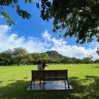 子連れ ハワイ ブログ カピオラニ公園
