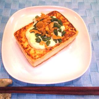 簡単&ヘルシー&おなか満足!ボリューム豆腐ステーキレシピ