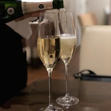 イタリアの最高峰発泡ワイン『フランチャコルタ』で乾杯☆