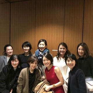 同期美女組と忘年会_1_2-3