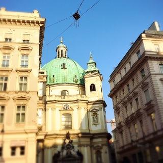 氷点下マイナス➖@ウィーンにて。