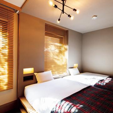 シェアスペースやレストラン、デリも充実『トゥインラインホテル軽井沢』