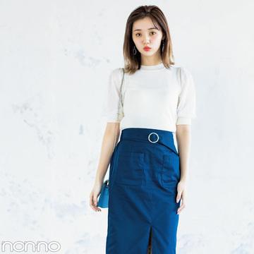 ちょいムズ★スタイルよく&こなれて見えるタイトスカートの条件は?