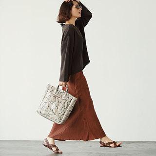 この夏アップデートしたいトートバッグ。アラフォーにおすすめのブランドは? | アラフォーファッション