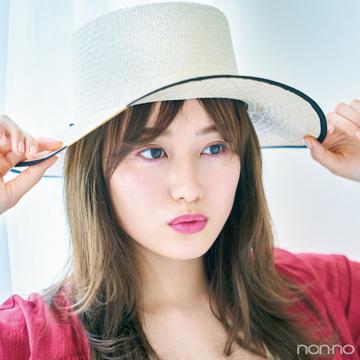 欅坂46守屋茜さんが、美白のために習慣にしてるのはこの3つ!